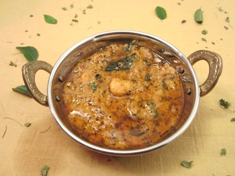 Prawn Curry - Without Tomato
