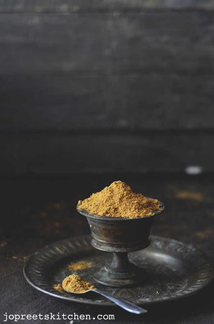 Sandwich Masala Powder Recipe