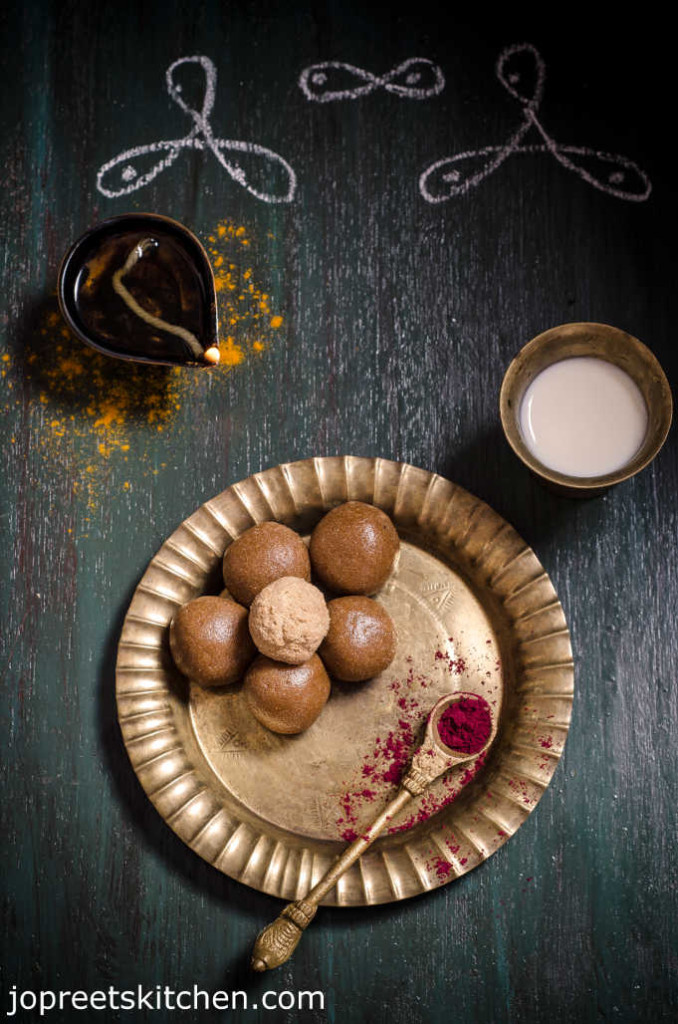 Saamai Arisi Ladoo / Little Millet Laddu