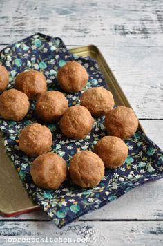 Peanut & Health Mix Ladoo