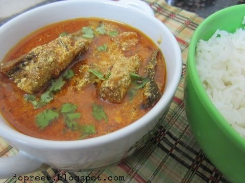 fish curd curry