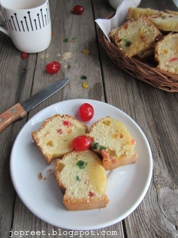 bundt fruit cake