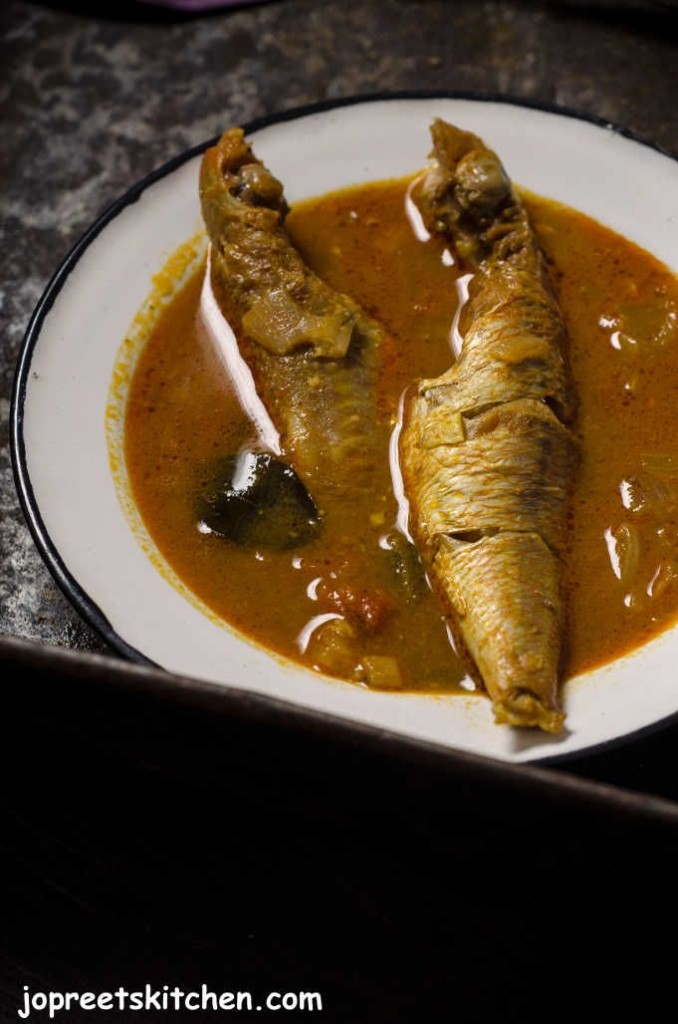 sankara fish curry
