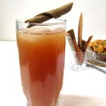Apple Pear Cinnamon Sharbat