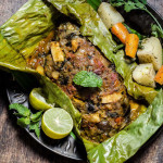 Baked Whole Fish Masala