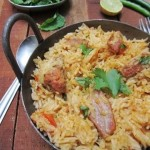 Chettinadu Mutton Biriyani - Using Coconut Milk