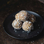 Vegan Jowar Dates Ladoo